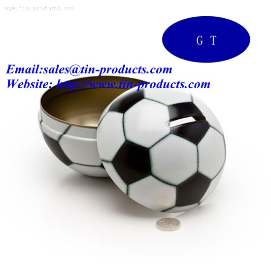 Round Tin Ball Box,Round Money Tin ,Gift Tin