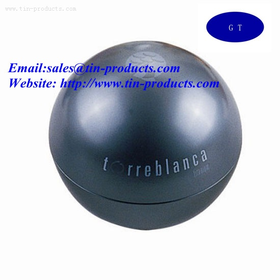 Round Tin Ball Box,Metal ball box ,Metal case