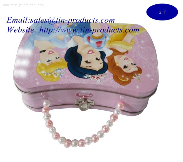 Lovely  Gift Promotional Lunch Box