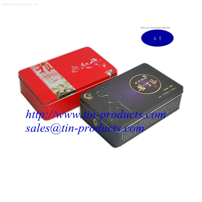 Wholesale Blank Tea Box from China