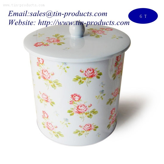 Air-Tight Tin Box From China Wholesaler